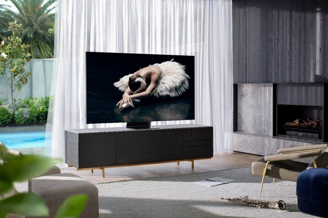 Samsung Launches 'The Serif' Lifestyle TVs and QLED 8K TVs in India