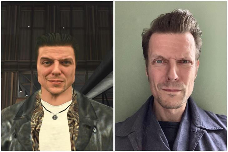 Sam Lake Max Payne face feat.