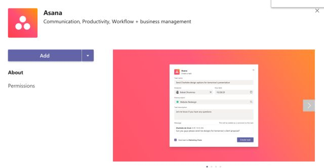 Add Third-party Apps on Microsoft Teams