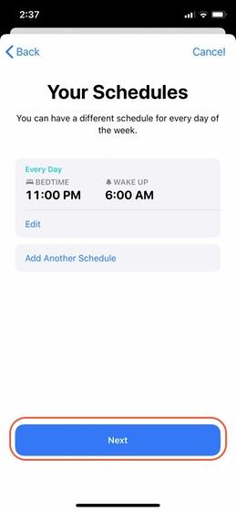 Richten Sie Sleep Tracking auf Ihrem iPhone 6 ein