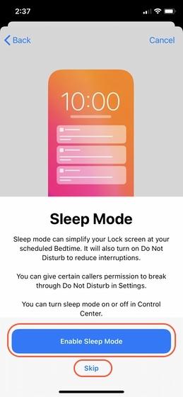 Richten Sie Sleep Tracking auf Ihrem iPhone 7 ein