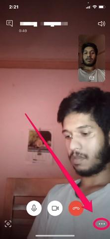 Skype how to blur bg 5 1