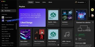 Spotify May Soon Bring Its Web Player Interface to the Desktop App