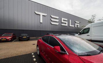 Tesla factory texas feat.