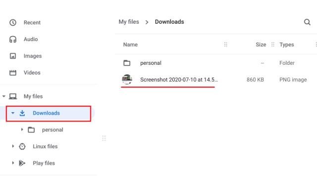 How to Take a Screenshot on Chromebooks