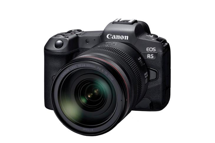 canon eos r5 r6 launched india