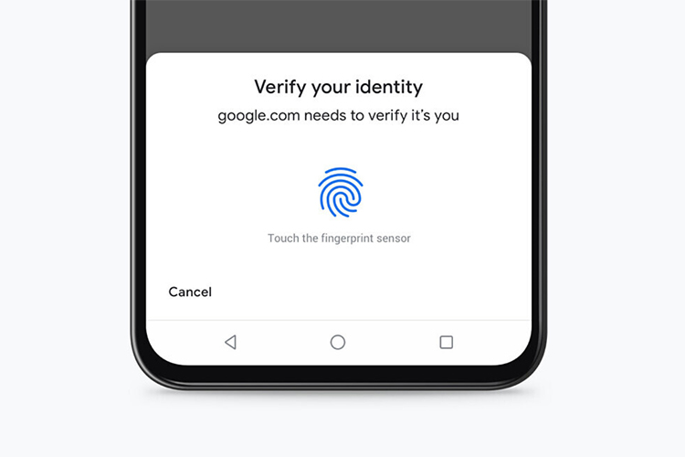 Google upgrades Chrome's Autofill experience with biometrics and more