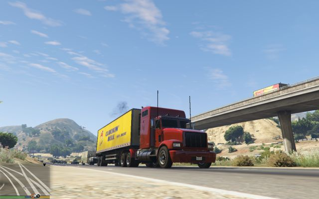 19. Trucking Missions