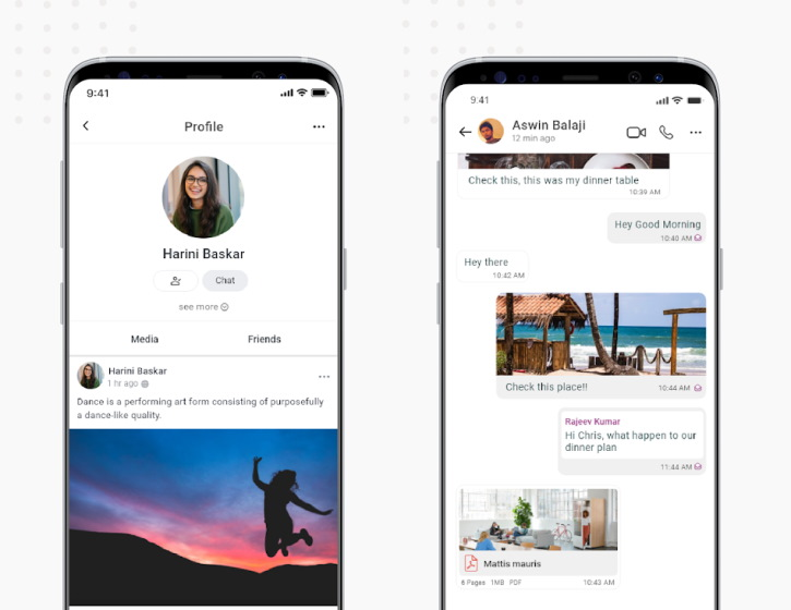 India's VP Launches Social Media Super App 'Elyments' to Take on Facebook