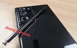galaxy note 20 ultra real-life images