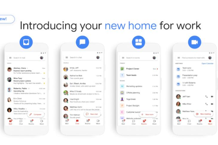 gmail redesign new