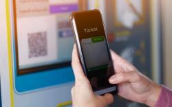indian railway qr code tickets