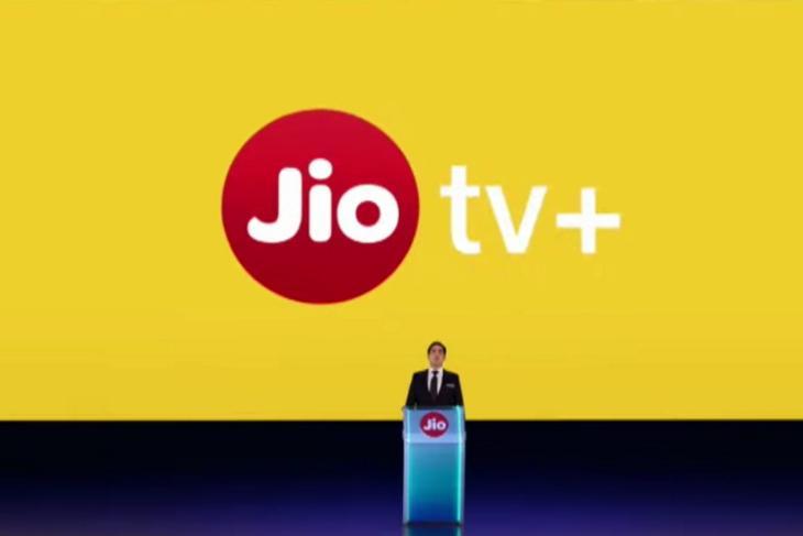 jio TV+ announced india