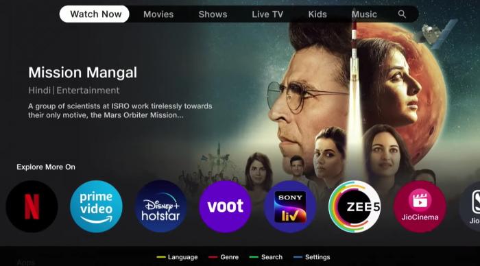 Jio Announces Content Aggregation Service 'Jio TV+' in India
