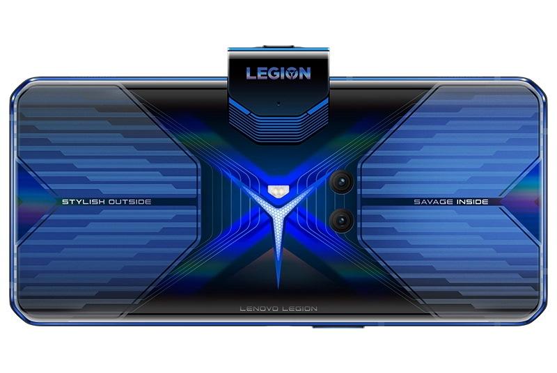 legion phone duel cameras