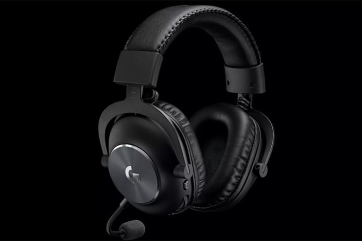 logitech pro x lightspeed gaming headset