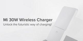 mi 30w wireless charger ft.