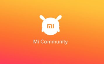 mi community app and website disabled