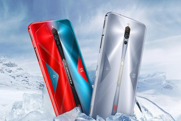 nubia red magic 5S launched