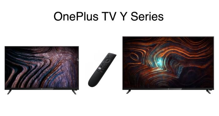 oneplus TV Y-series