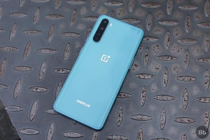 oneplus nord rear 2