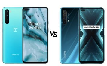 oneplus nord vs realme x3 superzoom