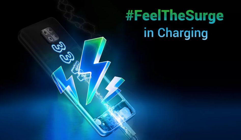 poco m2 pro charging