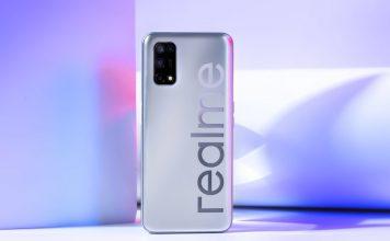 realme v5 - realme 7 5G design and camera