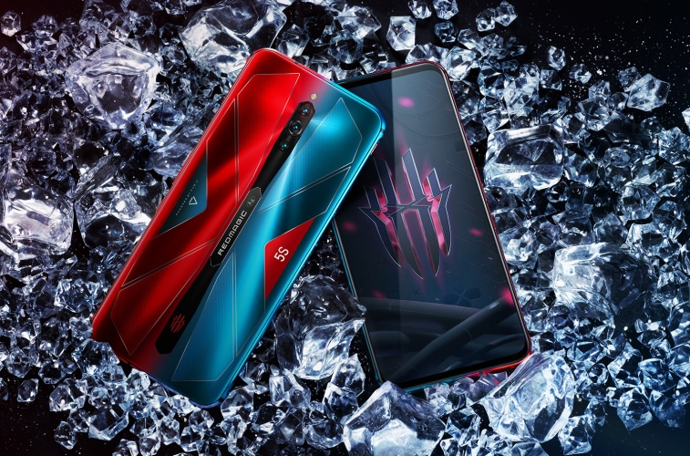Nubia Red Magic 5S with Snapdragon 865 SoC, Updated Cooling System Launched in China