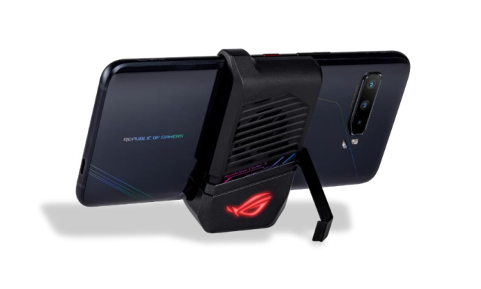 rog phone 3 - aero cooler