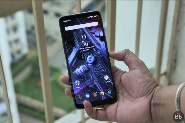 ROG Phone 3 Goes Official with 144Hz Display, Snapdragon 865+, and 6,000mAh Battery