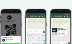 whatsapp business qr codes