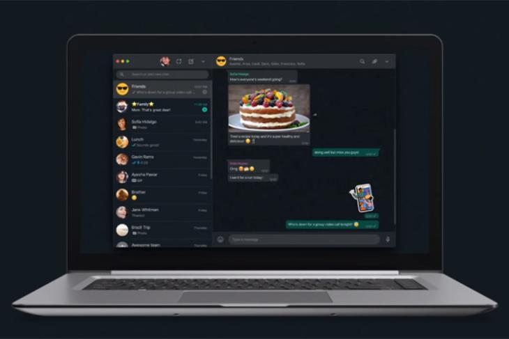 whatsapp dark mode qr codes animated stickers featured