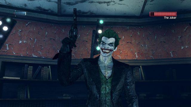 5. Batman: Arkham Origins Blackgate