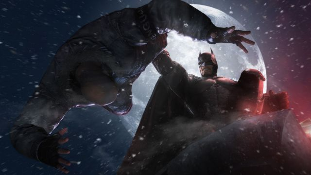 7. Batman: The Enemy Within