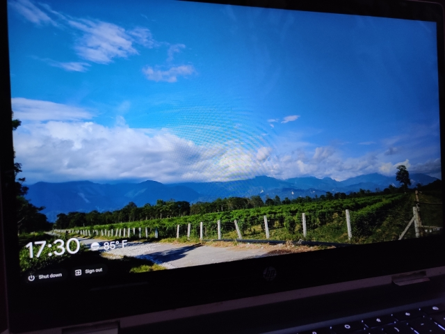2 8 How to enable Ambient Mode (Screen Saver) in Chrome OS?