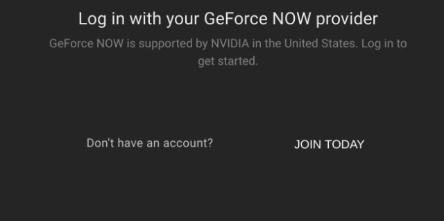Run GeForce Now on a Chromebook