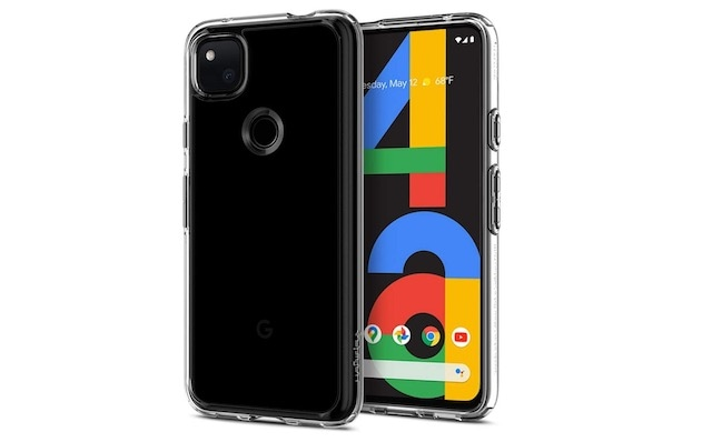 4. Spigen Ultra Hybrid Designed for Google Pixel 4a