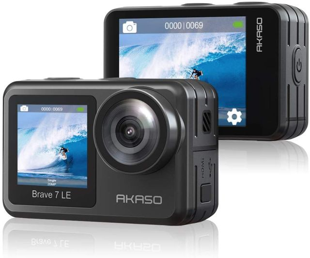 Best GoPro Action Camera Alternative