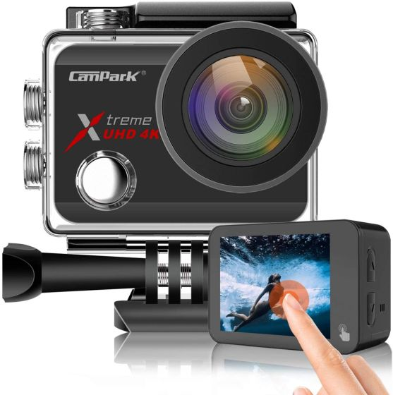 8. Campark X30 GoPro Hero 8 Black Alternatives