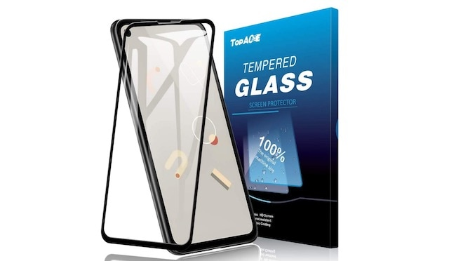 8. TopACE Screen Protector for Google Pixel 4a