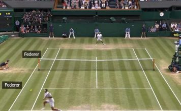 Ai simulates tennis matches feat.