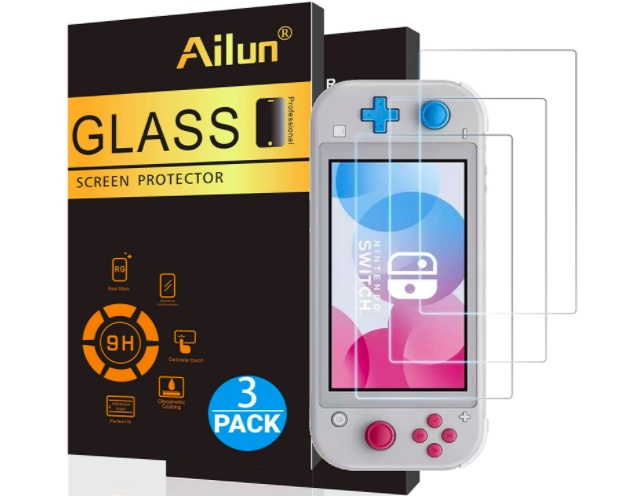 Ailun Screen Protector for Nintendo Switch lite