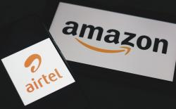 Amazon Airtel shutterstock website