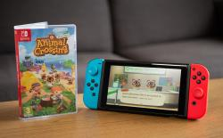 Animal Crossing New Horizons Switch shutterstock website