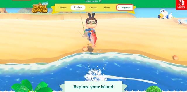 Animal Crossing- New Horizons