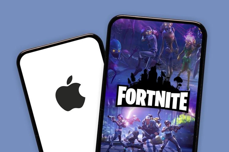 Apple Terminates Epic Games App Store Account