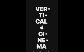 Apple vertical cinema feat.