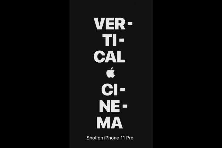 Apple vertical cinema feat.
