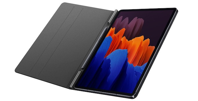 Book Cover from Samsung – Premium Slim Case for Galaxy Tab S7